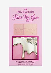 I Heart Revolution - I HEART REVOLUTION ROSÉ FIZZ GLOW PALETTE - Eyeshadow palette - multi - 3
