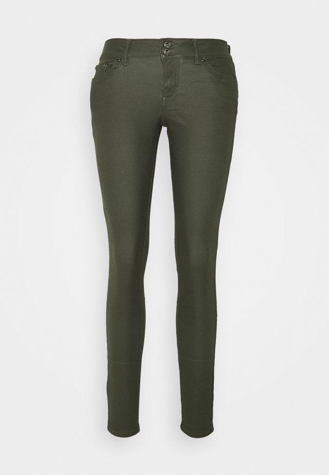 JONA - Jeans Skinny Fit - dark green