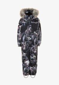 Molo - POLARIS  - Snowsuit - black - 0