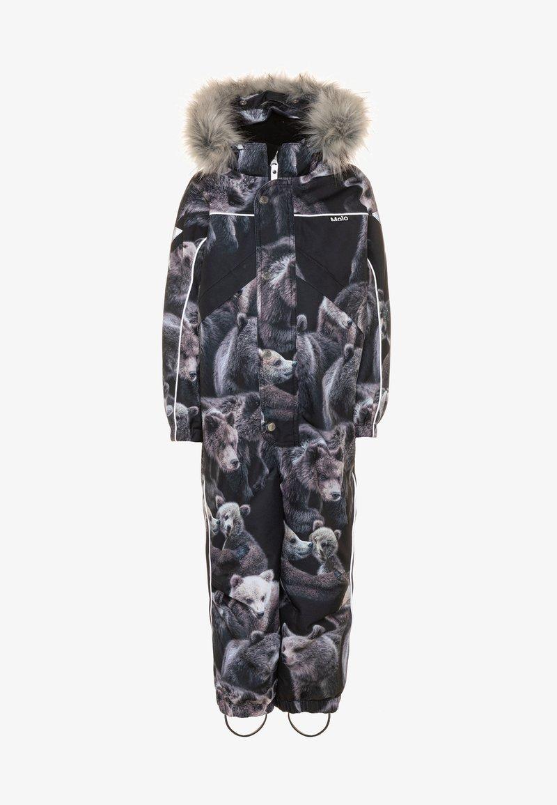 Molo - POLARIS  - Snowsuit - black
