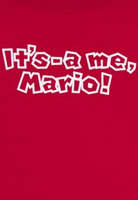 Levi's® - IT'S A ME MARIO TEE  - T-shirt print - gym red - 3