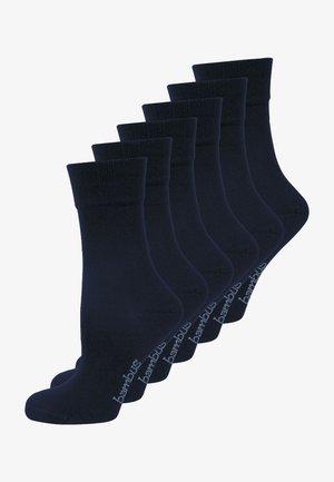 6 PACK  - Socks - maritim