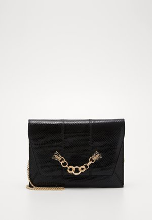 PANTHER CHAIN - Pochette - black
