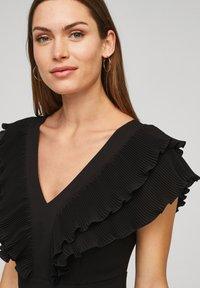 s.Oliver BLACK LABEL - Occasion wear - true black - 4