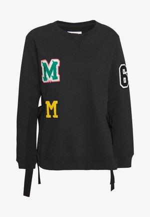 PATCHES - Sweatshirt - black
