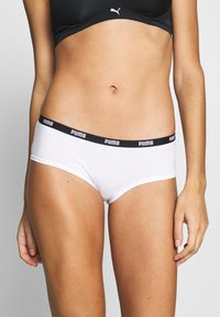 Puma - HIPSTER 3 PACK - Briefs - white - 1