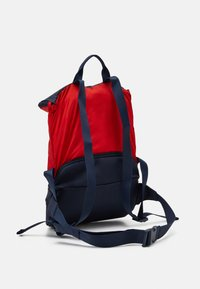 Tommy Hilfiger - AMERICANA CONVERTIBLE BACKPACK - Mochila - blue - 4