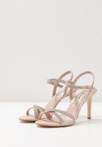 Dune London WIDE FIT - WIDE FIT MAGDALENA - High heeled sandals - blush - 4