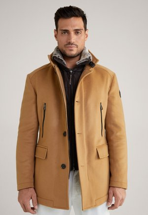 GARY - Classic coat - camel