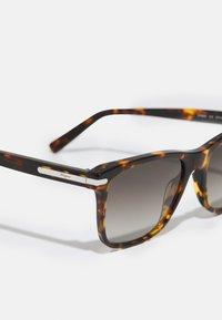 Salvatore Ferragamo - UNISEX - Sluneční brýle - brown/black - 3
