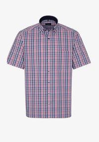 Eterna - COMFORT FIT - Shirt - rot/blau - 3