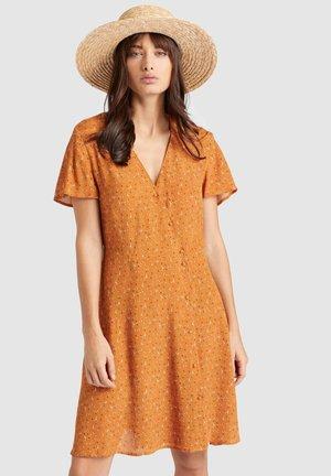 PACA - Robe d'été - orange