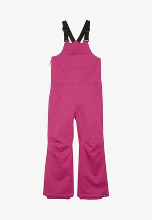NON STOP - Snow pants - beetroot pink