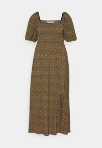 LONG DRESS - Denní šaty - brown