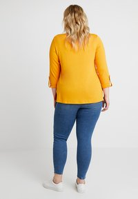 New Look Curves - DISCO POPPY - Skinny džíny - blue - 2