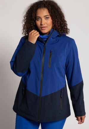 Outdoor jacket - mittelblau