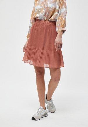 RIKKA - A-line skirt - old rose pink