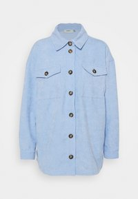 Moves - SAVISA - Button-down blouse - light blue - 4
