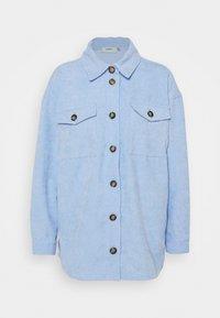SAVISA - Button-down blouse - light blue