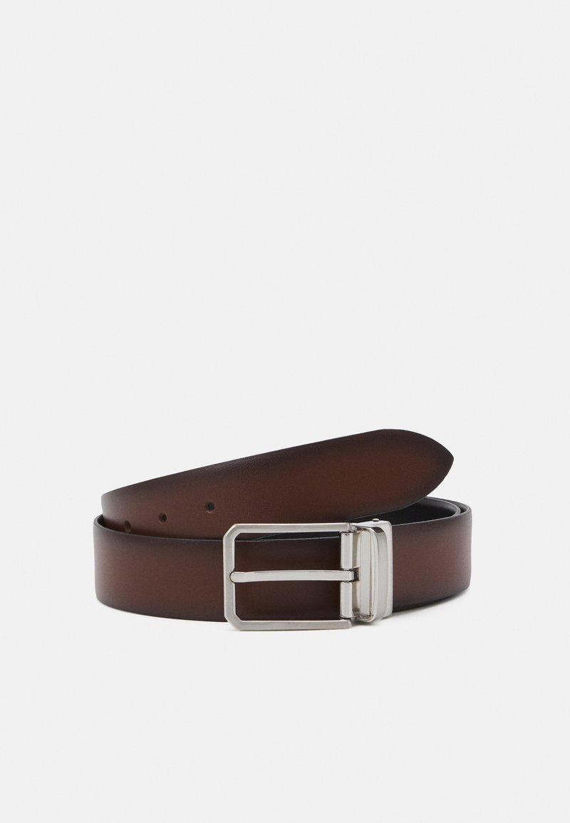 Lloyd Men's Belts - Vyö - haselnuss/schwarz