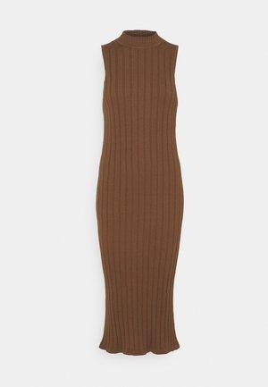OBJAMIRA DRESS - Jumper dress - partridge