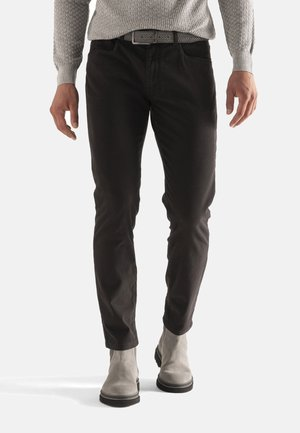 Slim fit jeans - nero