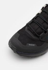 adidas Performance - TERREX TRAILMAKER R.RDY UNISEX - Hiking shoes - core black/alumina - 5