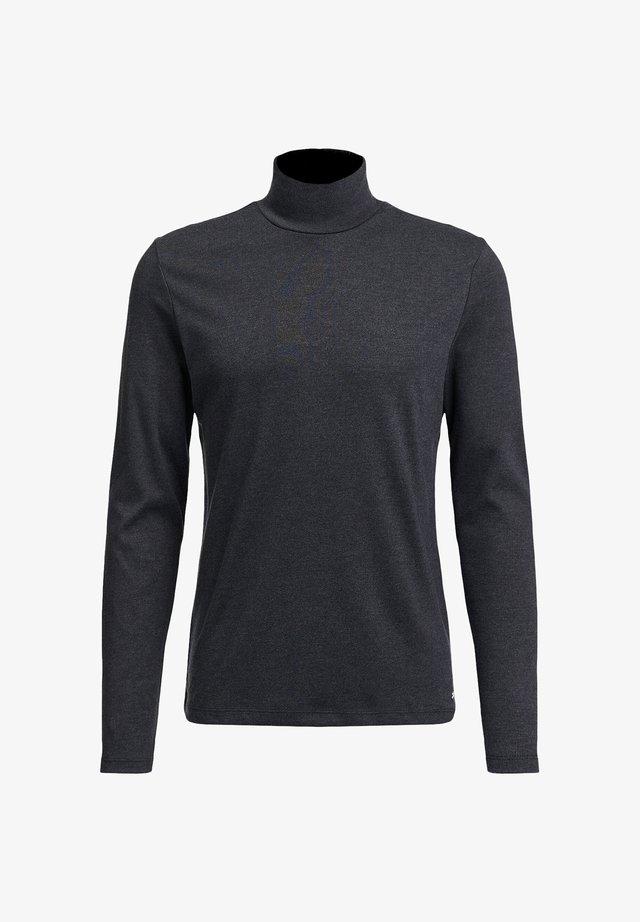 MET COLKRAAG - T-shirt à manches longues - dark grey