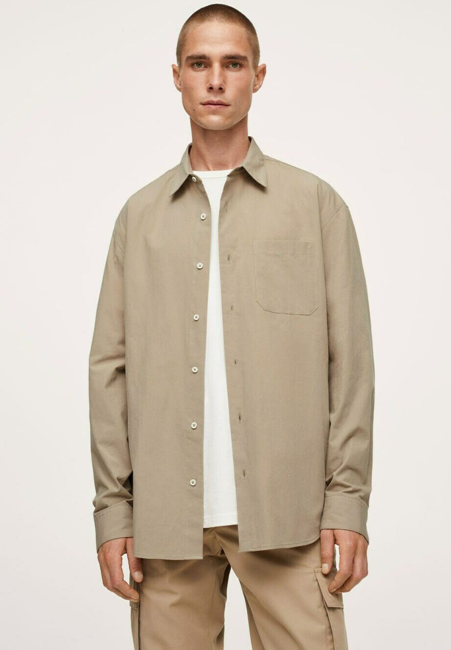 Uomo RELAXED FIT - Camicia