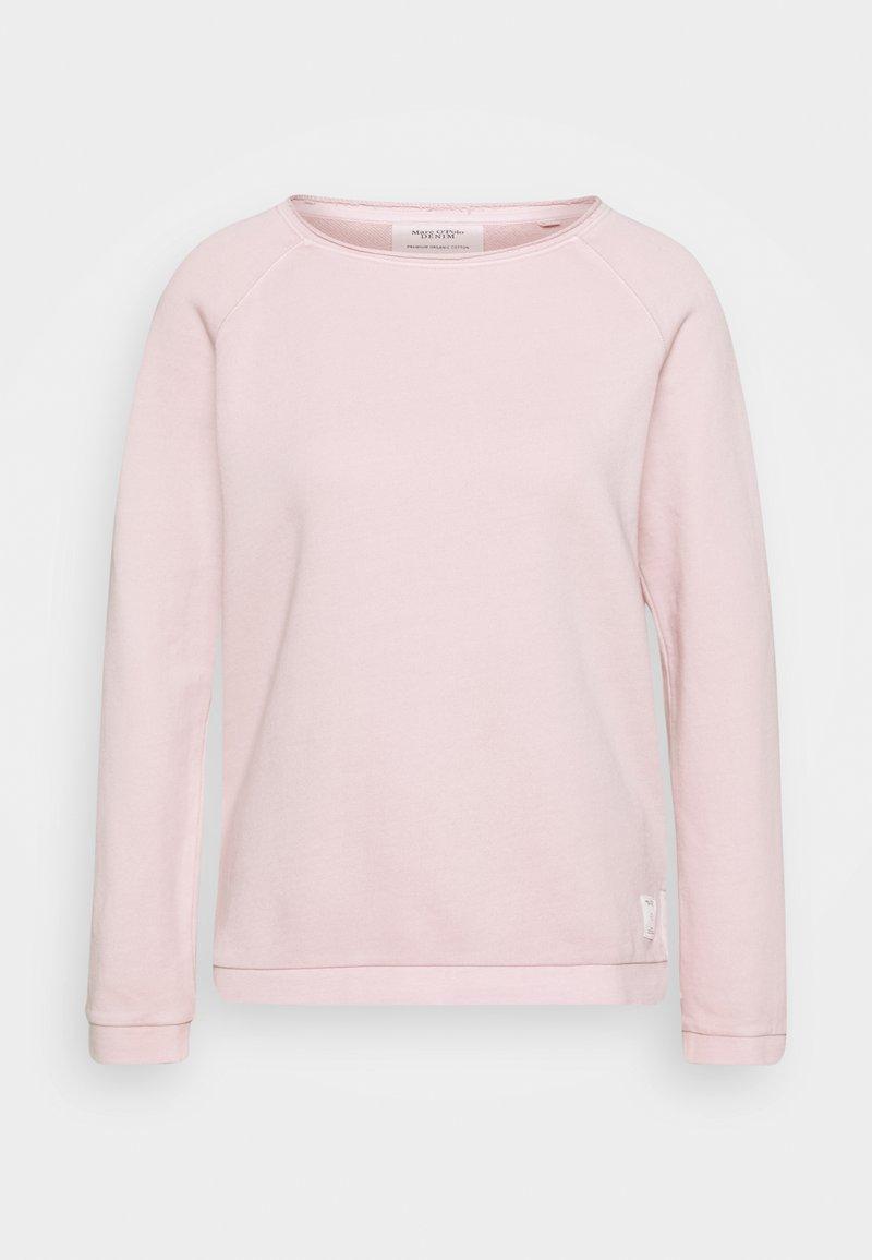 Marc O'Polo DENIM - RAGLAN-SLEEVE - Sweatshirt - faded pink