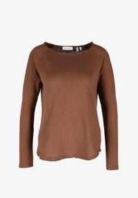 Rich & Royal - Long sleeved top - brown - 0