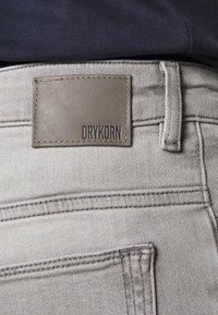 DRYKORN - JAZ - Jeans Skinny Fit - grey - 4