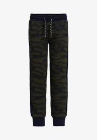 WE Fashion - Tracksuit bottoms - dark blue - 2