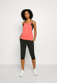 CMP - WOMAN PANT 3/4 - 3/4 sports trousers - nero - 1