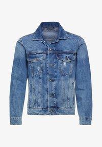 Pepe Jeans - PINNER - Denim jacket - medium used - 5