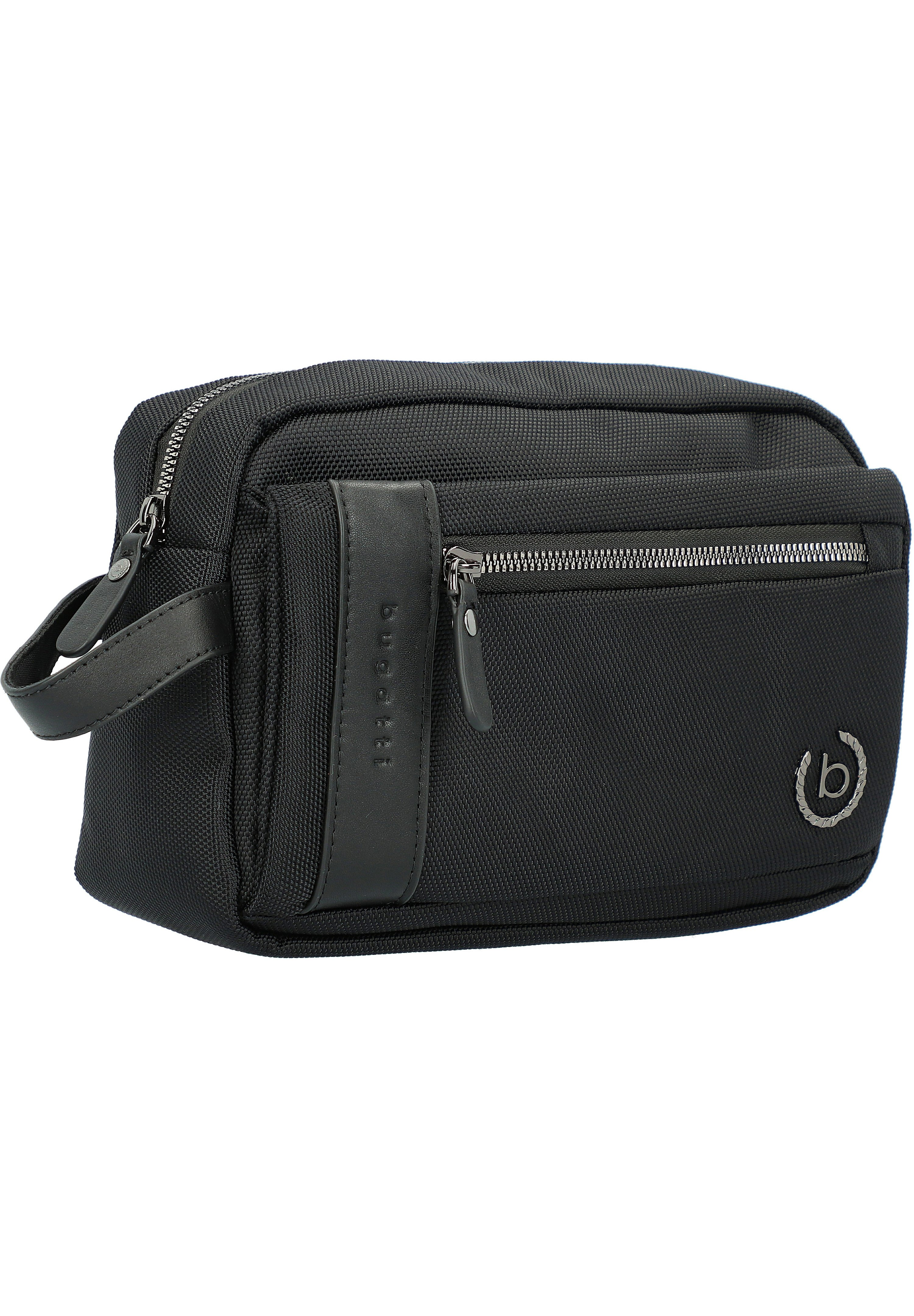Bugatti Kosmetiktasche - schwarz - Herrentaschen Lb4E0