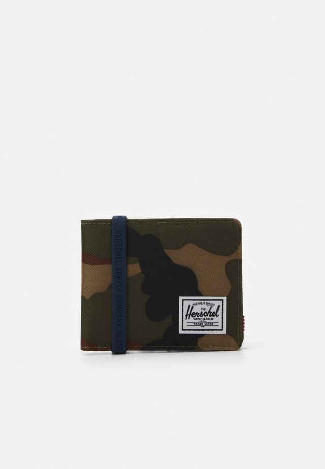 ROY COIN - Wallet - woodland