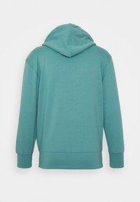 Missguided Petite - HOODIE AND JOGGER SET - Zip-up sweatshirt - blue - 3