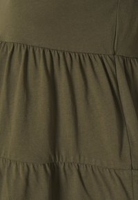 ONLY - OLMAYCA PEPLUM - Camiseta básica - kalamata - 2