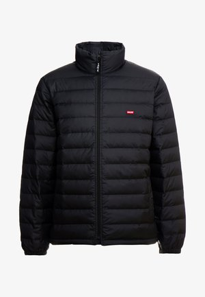 DEHON PUFFER - Down jacket - mineral black