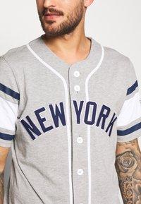Fanatics - MLB NEW YORK YANKEES ICONIC FRANCHISE SUPPORTERS  - Club wear - grey - 4