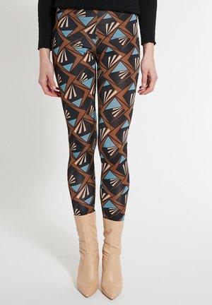 ESMIRA - Leggings - Trousers - mehrfarbig