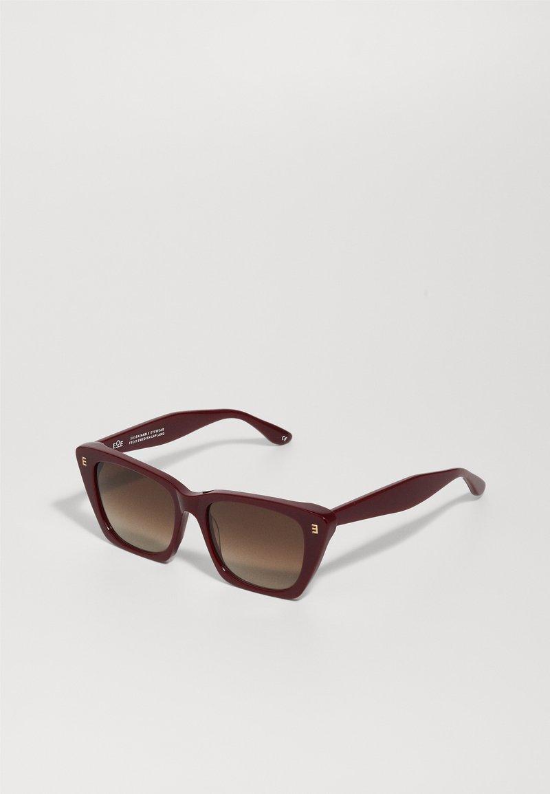 EOE Eyewear - FARA - Zonnebril - arctic raspberry/brown