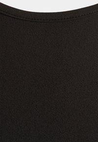 Vila - VIBE SINGLET 2 PACK - Top - black/black - 4