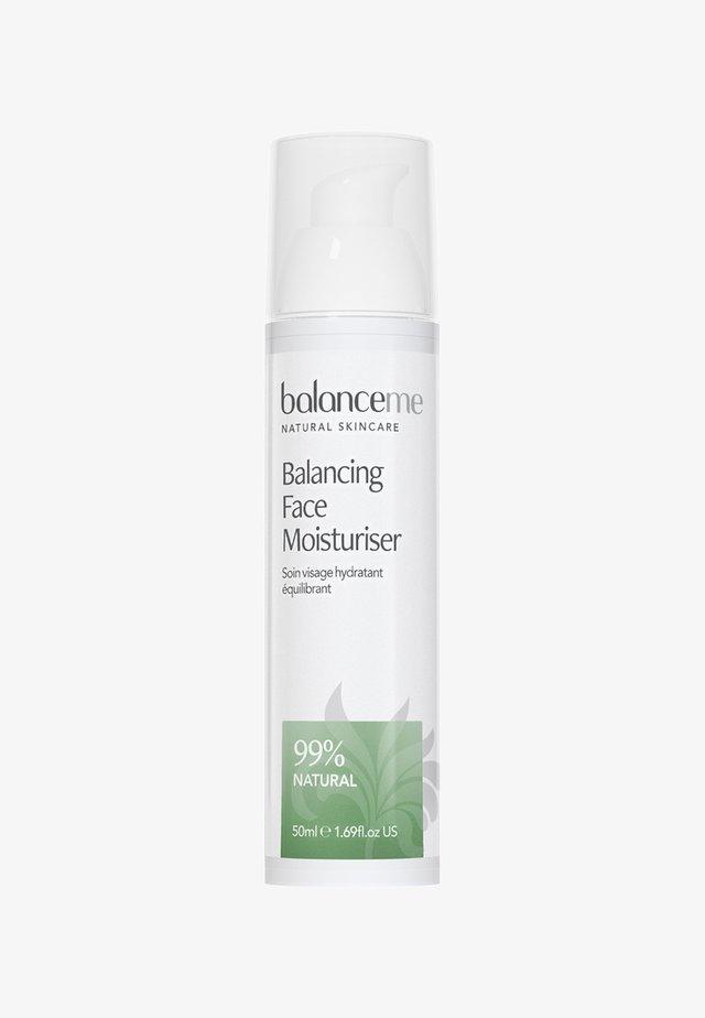 BALANCING FACE MOISTURIZER 50ML - Face cream - neutral