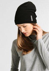 Chillouts - ETIENNE  - Mütze - black - 1