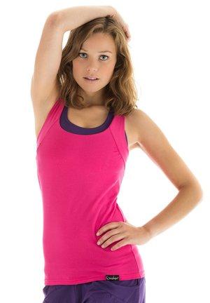Top - pink