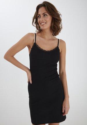 FRHIZAMOND  - Jersey dress - black