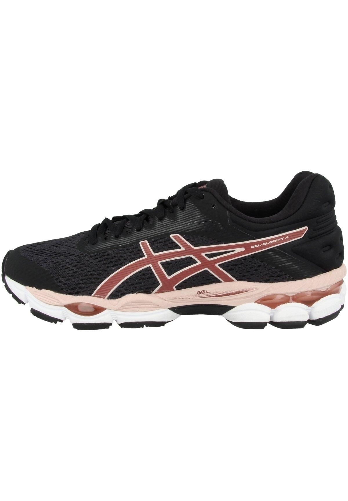 GEL-GLORIFY 4 - Neutral running shoes - black dried rose