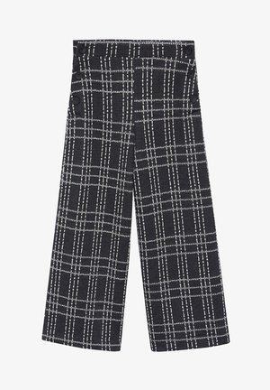 KELLY - Trousers - charcoal